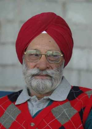 Cdr.G.Nandy Singh